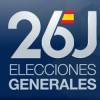 Resultado Elecciones Generales 2016 en Bonares.