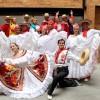 La danza de Colombia llenará de color la Plaza de España de Bonares.