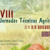 Jornadas técnicas agrícolas de Bonares 2016.