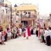 Las Cruces de Bonares optan a los Premios Onubenses del Año.