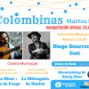 Primer día de Colombinas, mañana martes 1 de agosto.