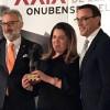 Las Cruces de Bonares reciben el Premio Onubenses del Año.