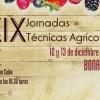 Jornadas Técnicas Agrícolas de Bonares 2017.