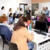 La Mancomunidad del Condado inaugura sus dos talleres de empleo.