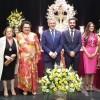 Manuela Romero exalta a la Cruz de la Calle Larga y da el arranque a las fiestas en Bonares.