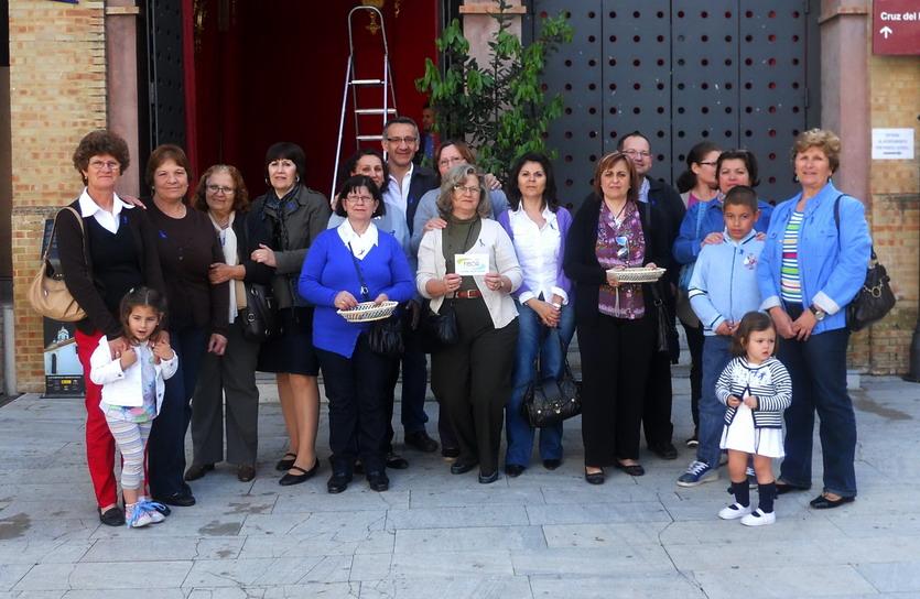 Día Mundial de la Fibromialgia en Bonares