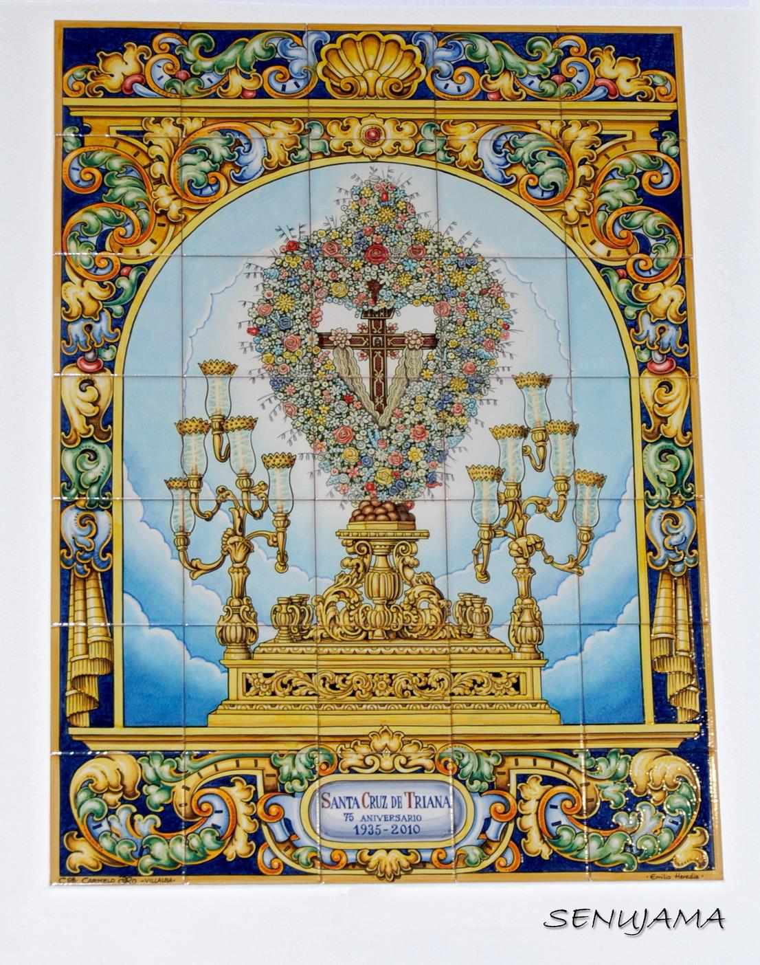cruces de mayo bonares