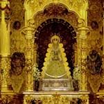 Peregrinación anual de la Hermandad del Rocío de Bonares.