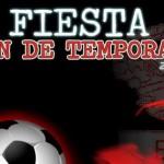 El Club Deportivo Fútbol Base celebra su fiesta fin de temporada.