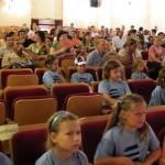 Bonares acogerá el encuentro de los niños bielorrusos con sus familias españolas.