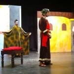 El Taller de Teatro de Bonares Junco y Romero actúa en Trigueros.