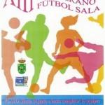El XIII Campeonato de Verano de Fútbol Sala se esta disputando con una gran afluencia de público.