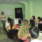 Curso en Bonares para Azafatas Auxiliares de Congresos.