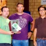 """Francisco josé García se hace con el IV Open de Ajedrez """"Ciudad de Bonares"""""""