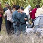 Aparece el cadáver de un hombre de 59 años en la carretera de Bonares a Almonte con un golpe en la cabeza