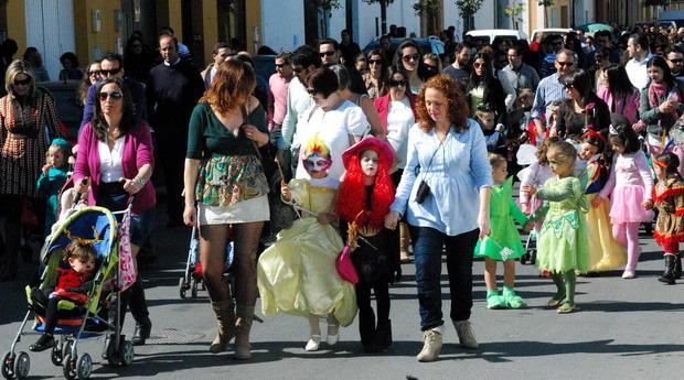 """""""carnaval bonares"""""""