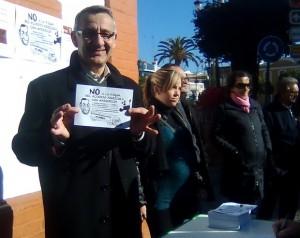 """""""contra tratado marruecos"""""""