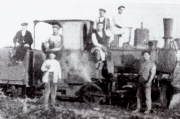 el ferrocarril de bonares