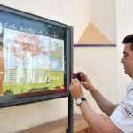 Bonares cuenta con nuevos itinerarios turísticos para visitar el pueblo instalados por Mancomunidad.