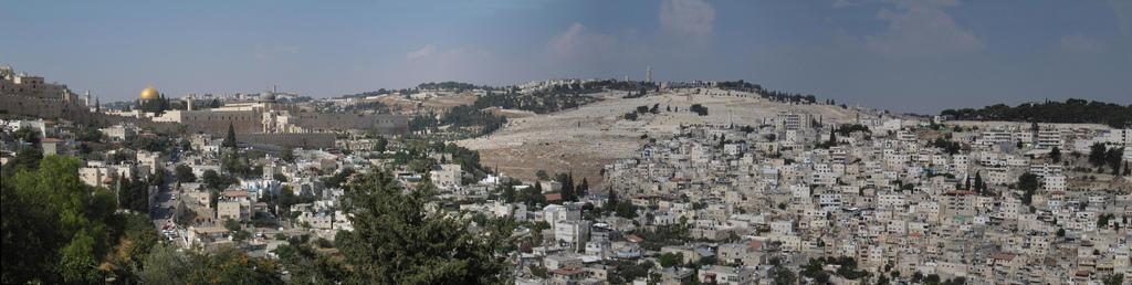 el Valle de Josafat