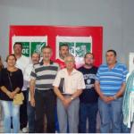 Juan A. García reelegido Secretario General del PSOE de Bonares con un 80% de los votos.