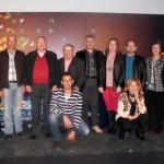 Coopinte de Bonares asiste a los premios Arcoiris al Cooperativismo.