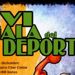 "VI Gala del Deporte bonariego,""Bases-Convocatoria"""