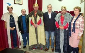 Elegidos los Reyes Magos Para la Cabalgata 2013