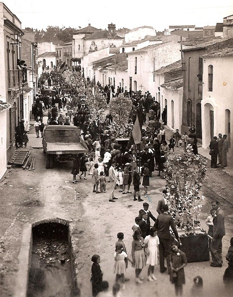 Día de la Cruz 18-05-1941