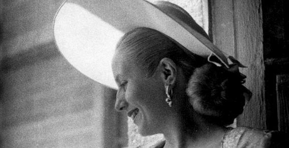 """Eva Perón """"Evita"""" 1947"""