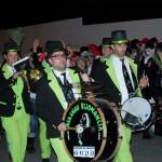 Bonares se echó a la calle para disfrutar del Carnaval.