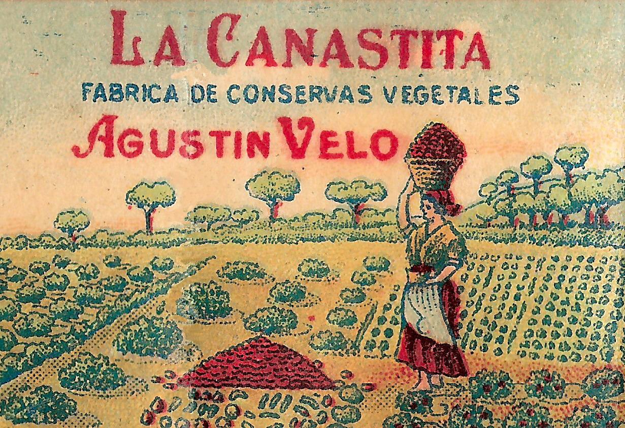 Las Antiguas Fábricas de Conservas Vegetales en Bonares.