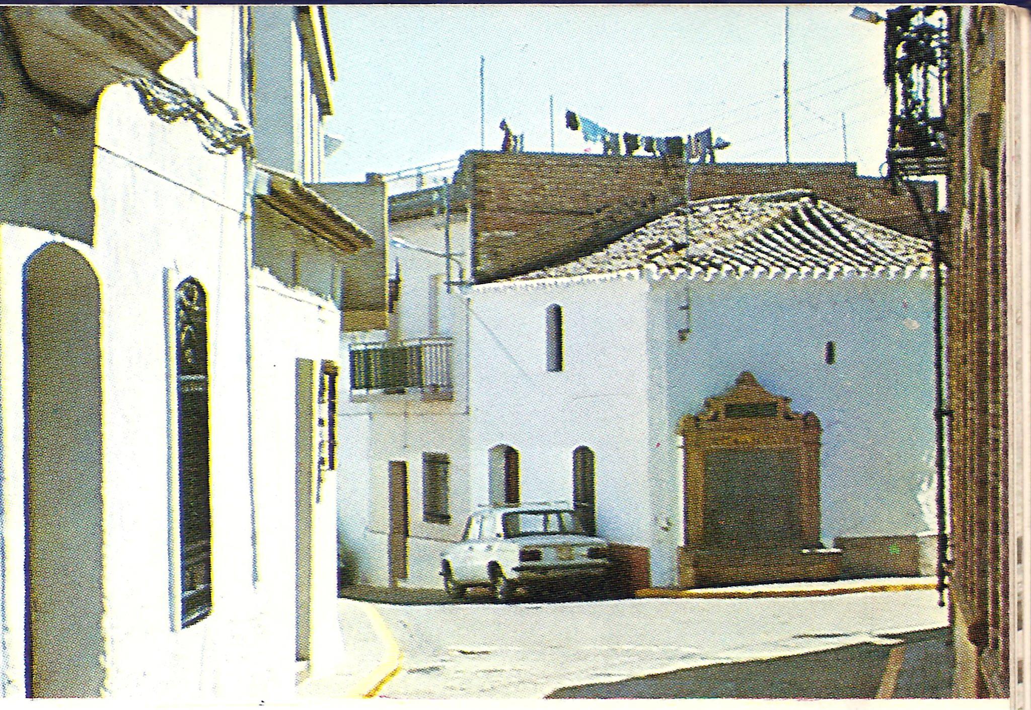Fuente de la Santa Cruz.