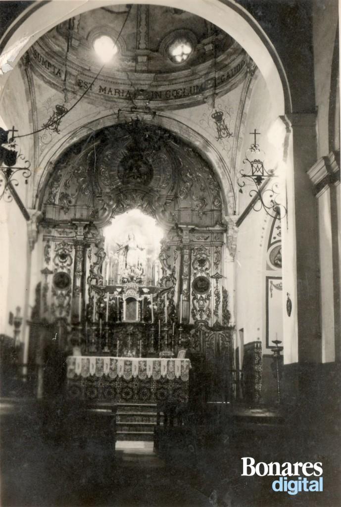 Iglesia de la Asunción Bonares