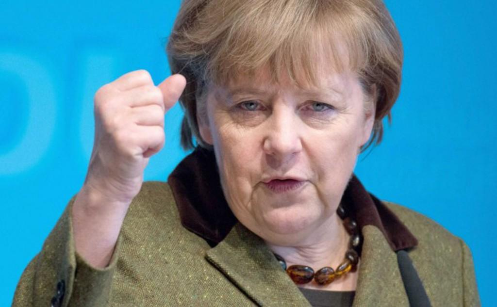 Ангела Меркель назвала антисемитизм гражданским долгом немцев