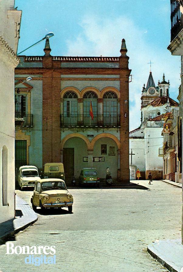 """""""ayuntamiento bonares"""