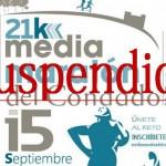 SUSPENDIDA LA I Media Maratón del Condado Bonares-Niebla-Bonare