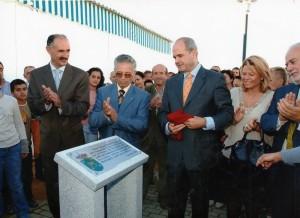 Inauguración Parque- Recinto Ferial Alcalde Juan Coronel.