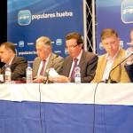 El Partido Popular  se reúne en Bonares con una amplia representación del sector agrícola para explicar los detalles de la DIA favorable emitida por el Gobierno.