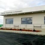 Inaugurado el Centro Tanatorio de Bonares.