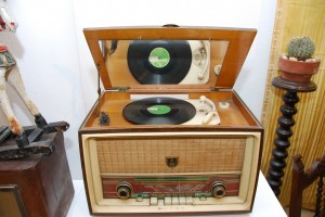 Radio tocadiscos