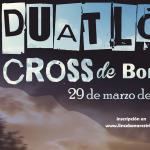 El sábado 29 de marzo de se disputará el I Duatlón Cross de Bonares.