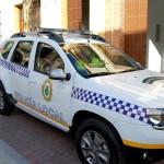 Nuevo vehículo para la Policía Local de Bonares.
