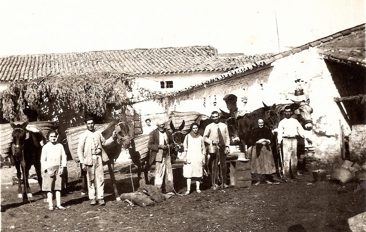 Siglo xx sab as que en 1931 y 1932 bonares digital - Fotos antiguas de rociana del condado ...