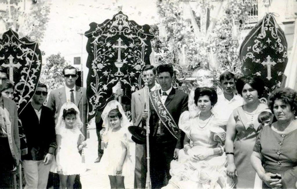 Romero de la Cruz de la Calle Nueva, 1965