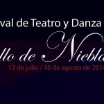 Festival de Teatro y Danza Castillo de Niebla 2014.