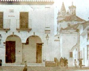 Ayuntamiento años 30.