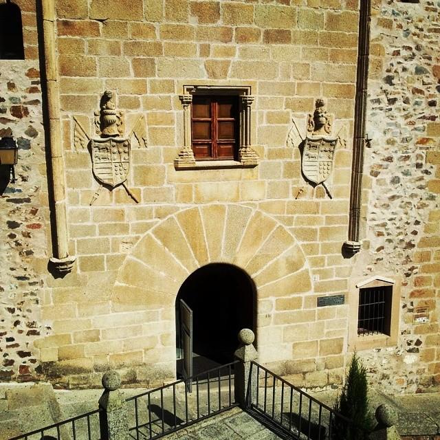 Cáceres,  Medieval.