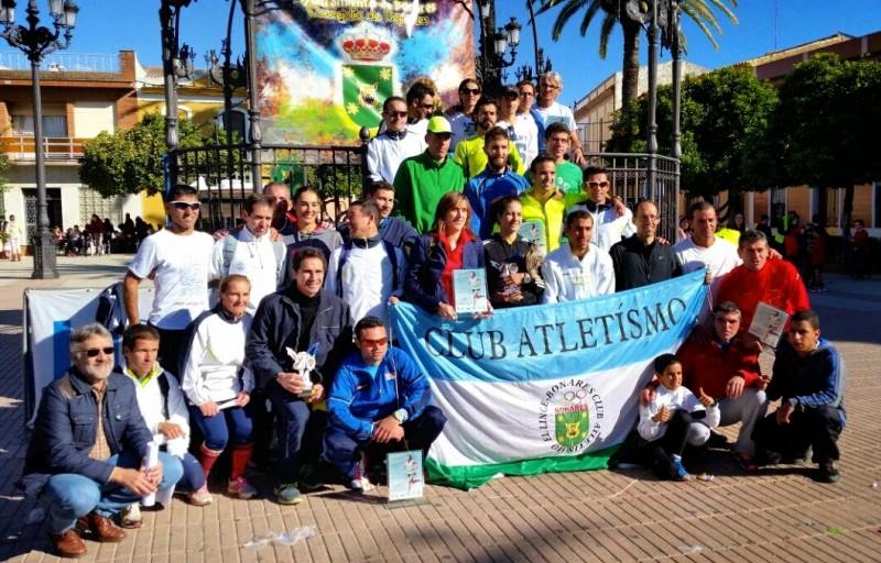 Club atletismo el Lince, Bonares