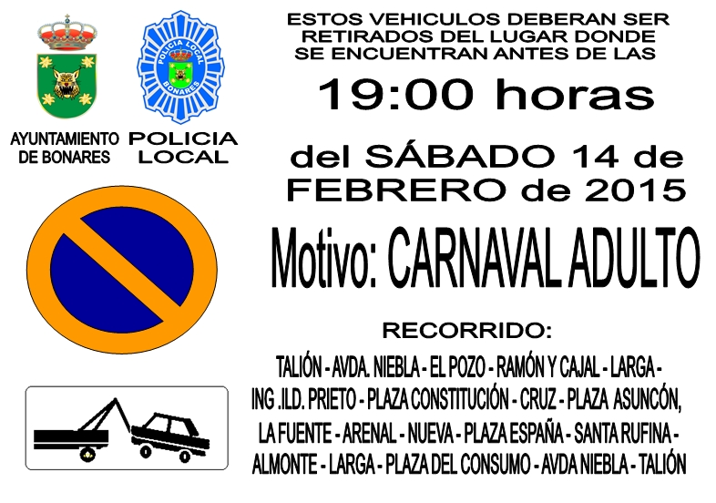 carnaval adulto